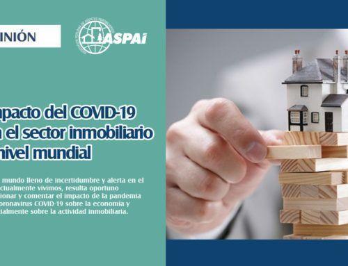 Impacto del Coronavirus COVID-19 en el sector inmobiliario a nivel mundial