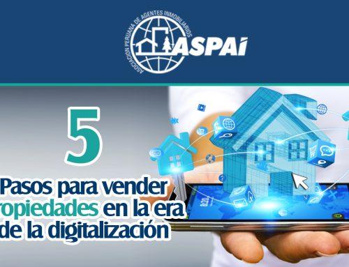 5 Pasos para vender propiedades en la era de la digitalización