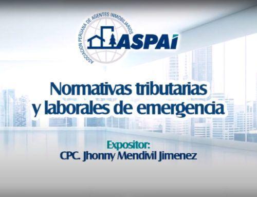 Normativas tributarias y laborales de emergencia