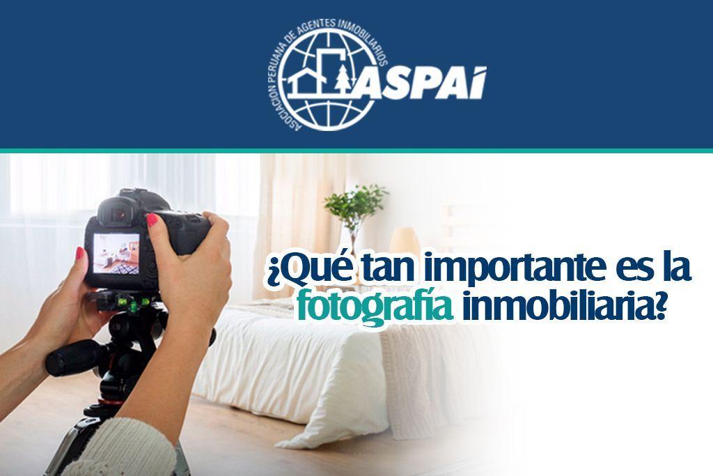 ¿Qué tan importante es la fotografía inmobiliaria?