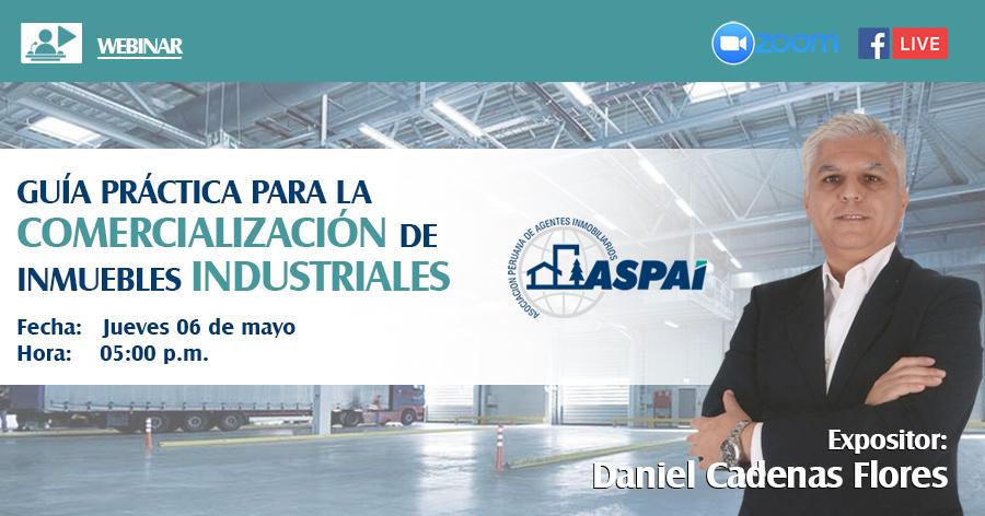 Guía práctica para la comercialización de Inmuebles Industriales