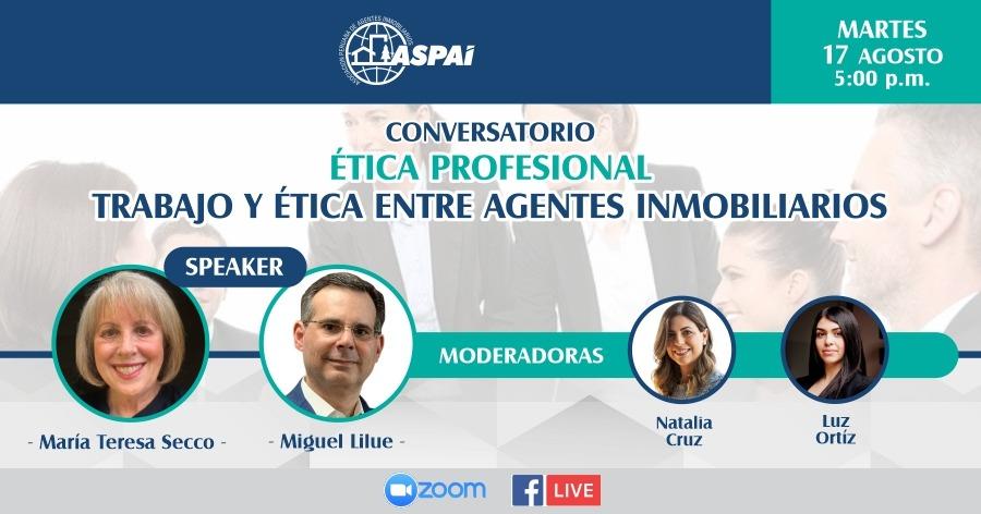 Conversatorio: Ética Profesional